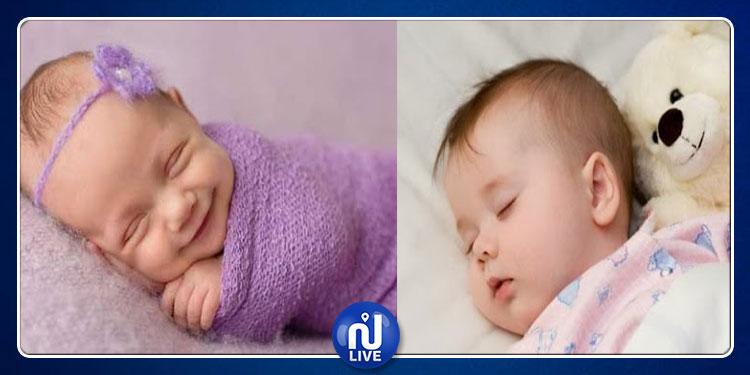 هل تداعبه الملائكة..لماذا يبتسم الرضيع أثناء النوم وبماذ يحلم؟