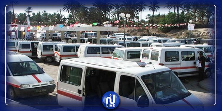 نقابة سيارات الأجرة ''لواج'' بالمنستير تعلن رفضها استئناف العمل يوم 4 جوان