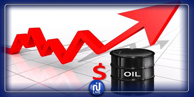 سعر برميل النفط الخام يرتفع الى 33.4 دولارا