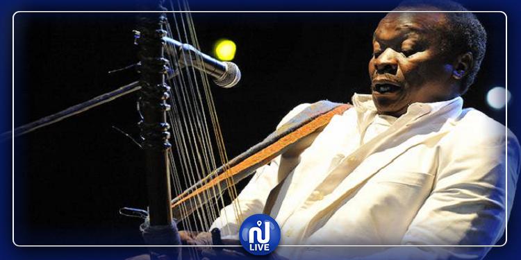 وفاة أسطورة الموسيقى الافريقية موري كانتيه