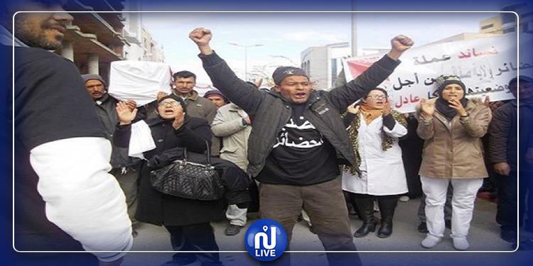 2 جوان: عمّال الحضائر ينفذون إضرابا عاما وطنيا