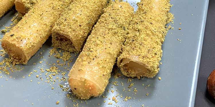 وصفة بريكة حليب تونسية